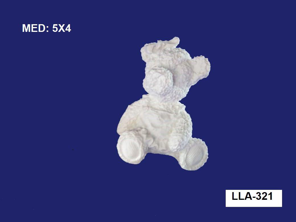 LLA-133 URSO 3D 5,5x05CM