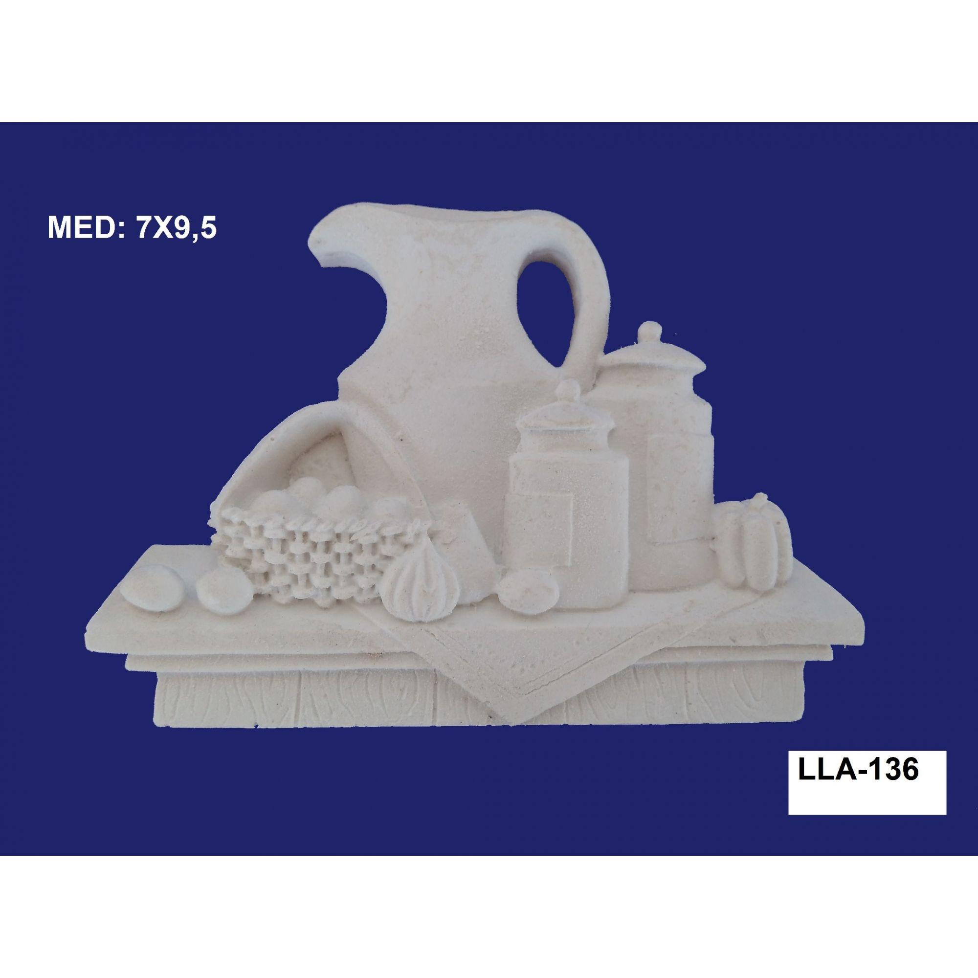 LLA-136 APLIQUE COZINHA 07X9,5CM