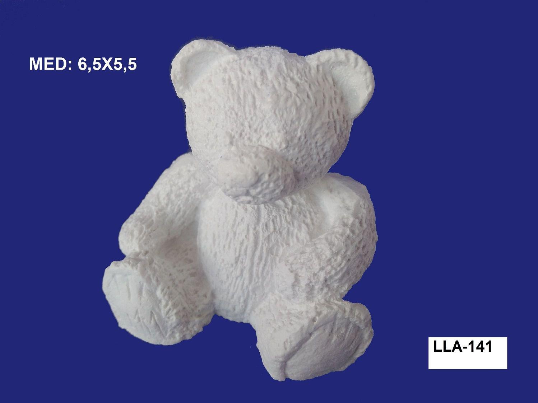 LLA-141 URSO 3D 6,5X5,5CM