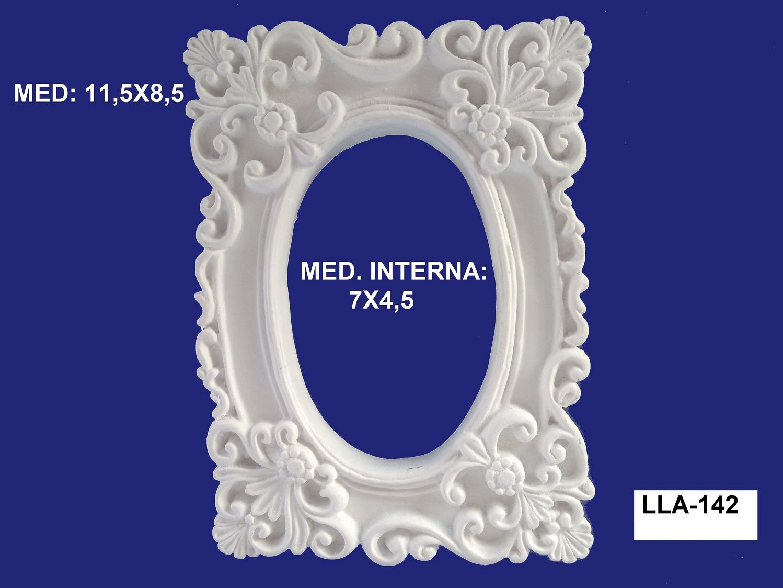 LLA-142 MOLDURA 11,5X8,5 INT: 07X4,5