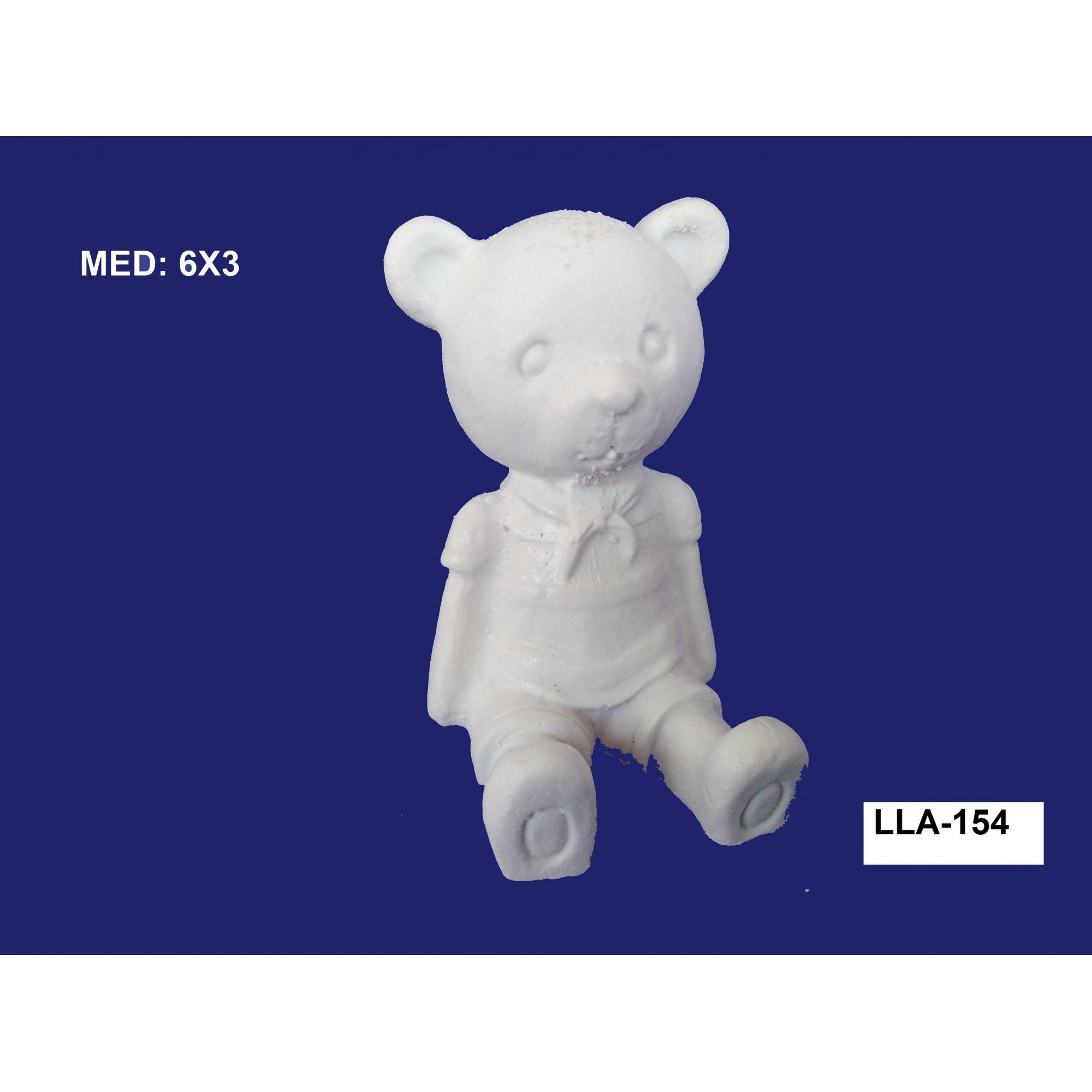 LLA-154 URSO 3D 06X03CM