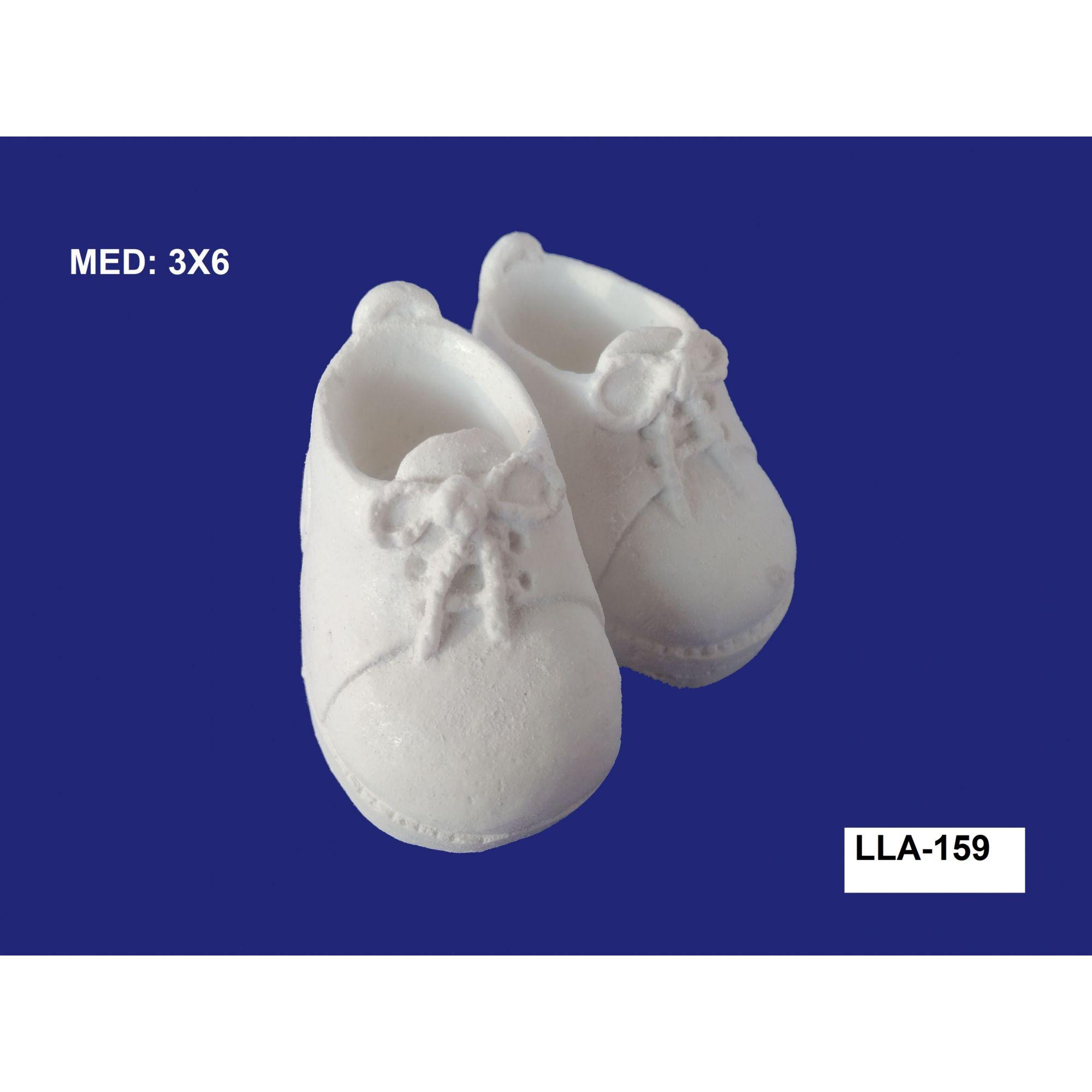 LLA-159 SAPATO 3D 03X06CM