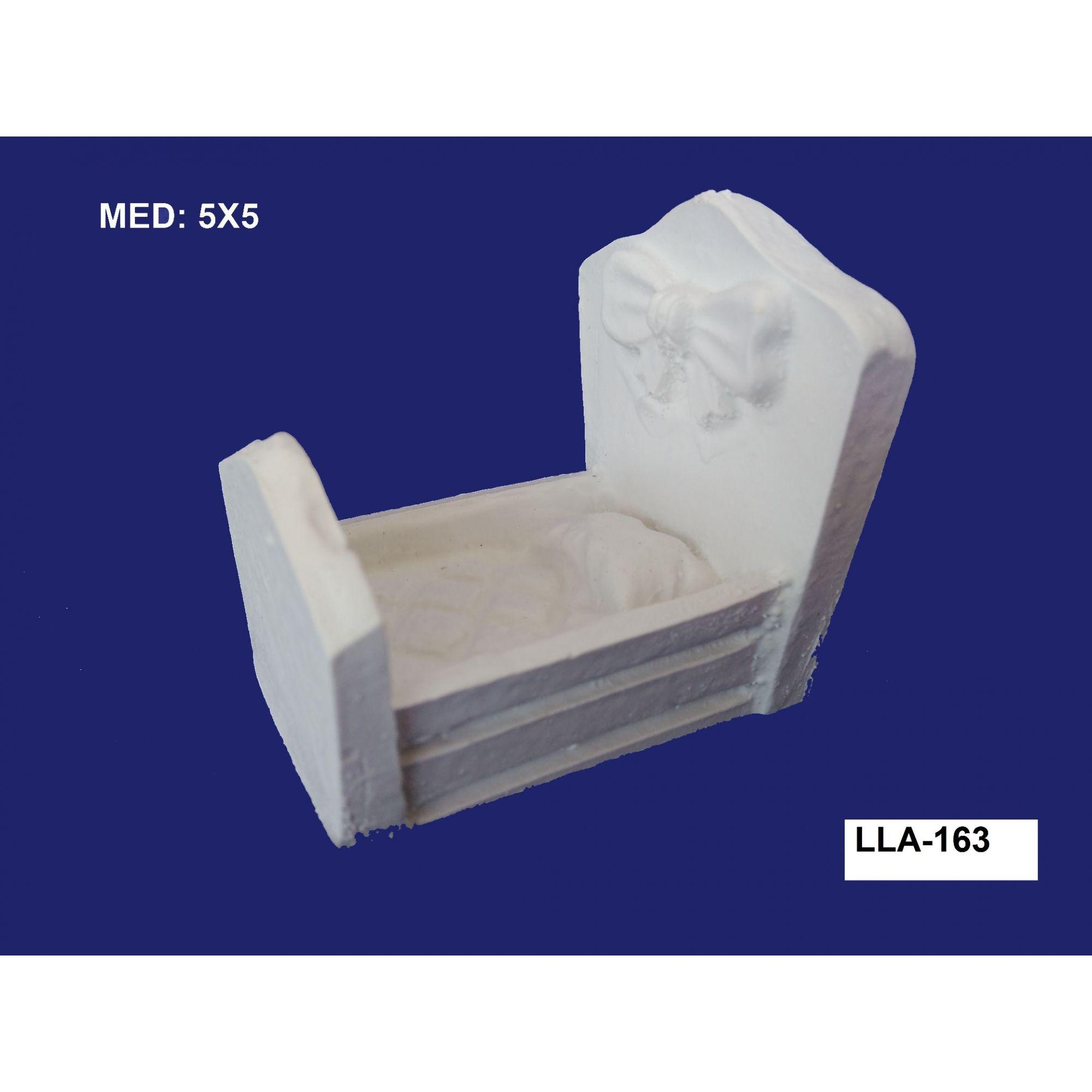 LLA-163 BERÇO 3D 05X05CM