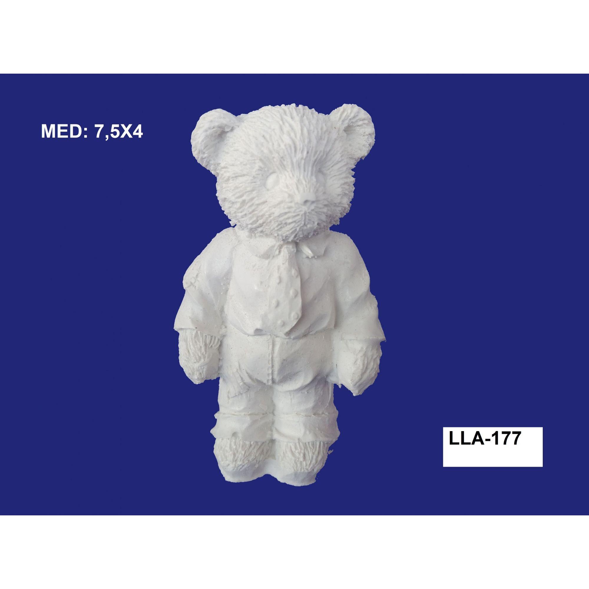 LLA-177 URSO 3D 7,5X04CM