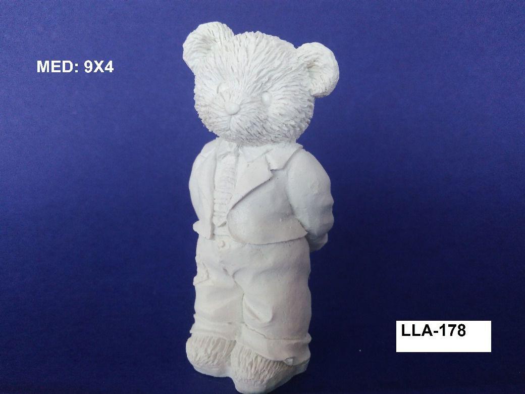LLA-178 URSO 3D 09X04CM