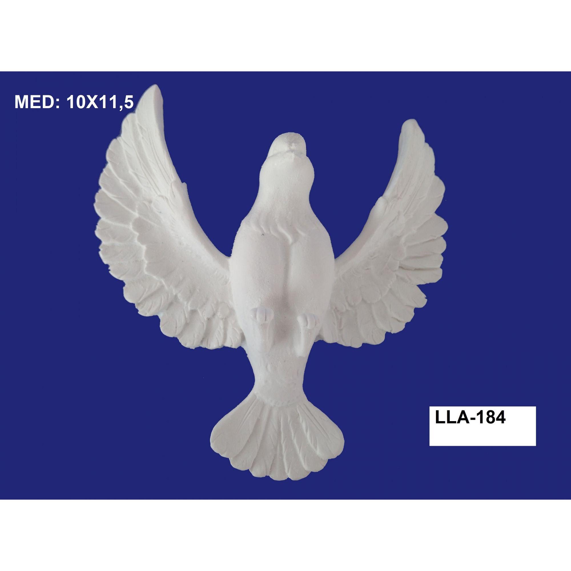 LLA-184 APLIQUE DIVINO 10X11,5 CM