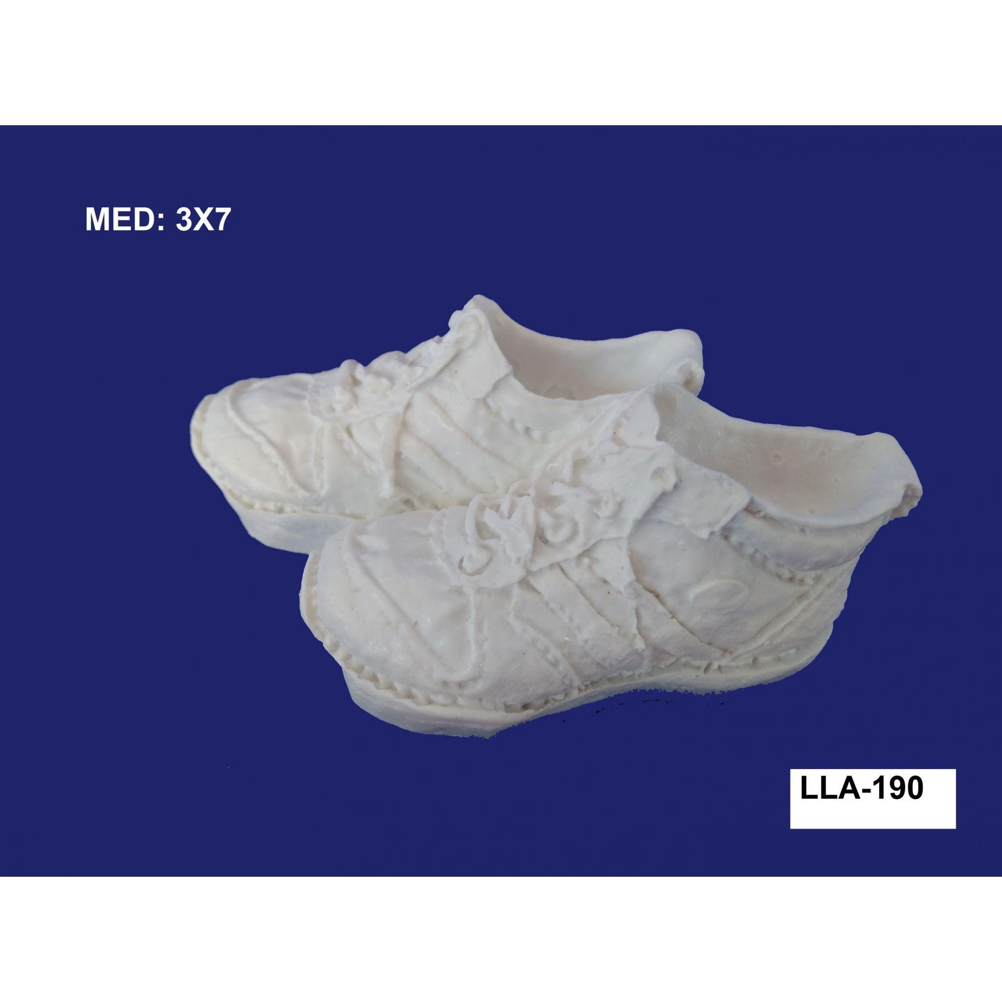LLA-190 APLIQUE TÊNIS 03X07CM