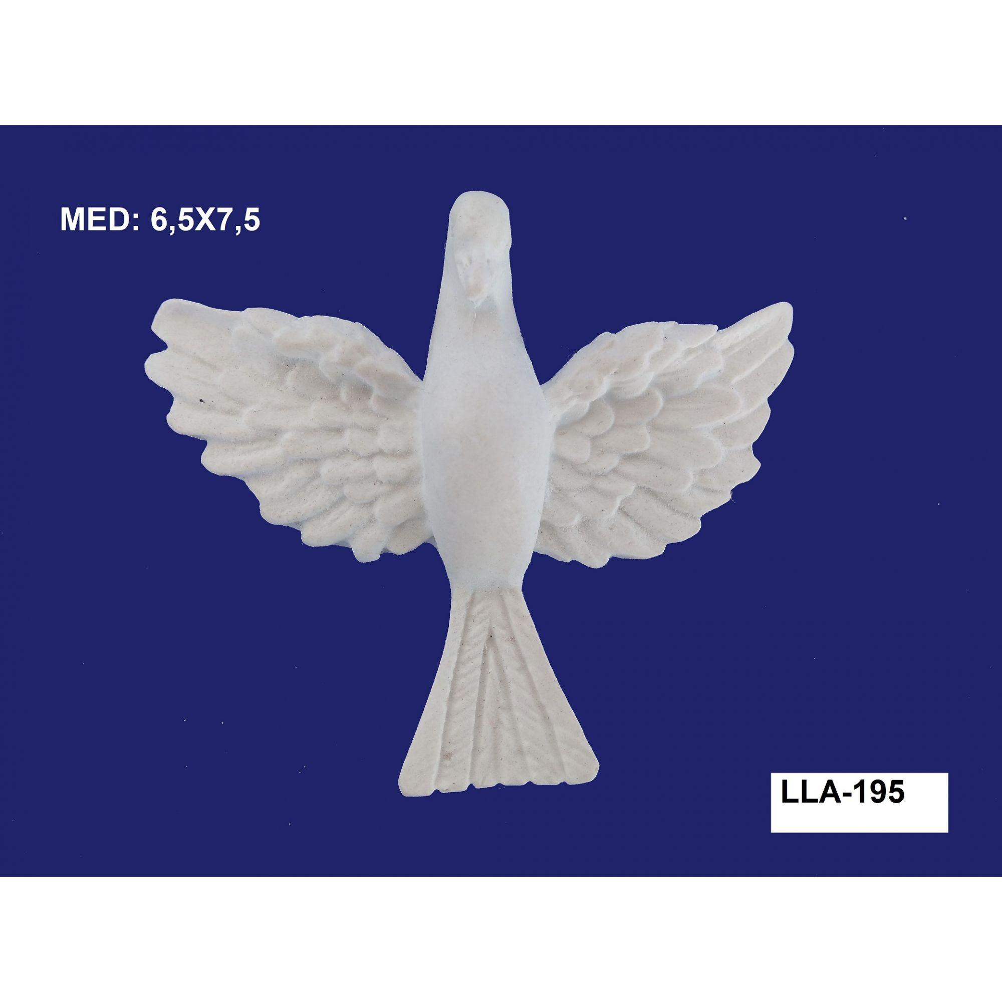 LLA-195 APLIQUE DIVINO 6,5X7,5CM