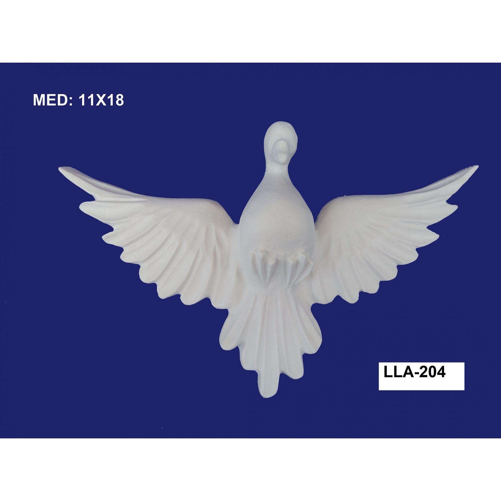 LLA-204 APLIQUE DIVINO 11X18CM