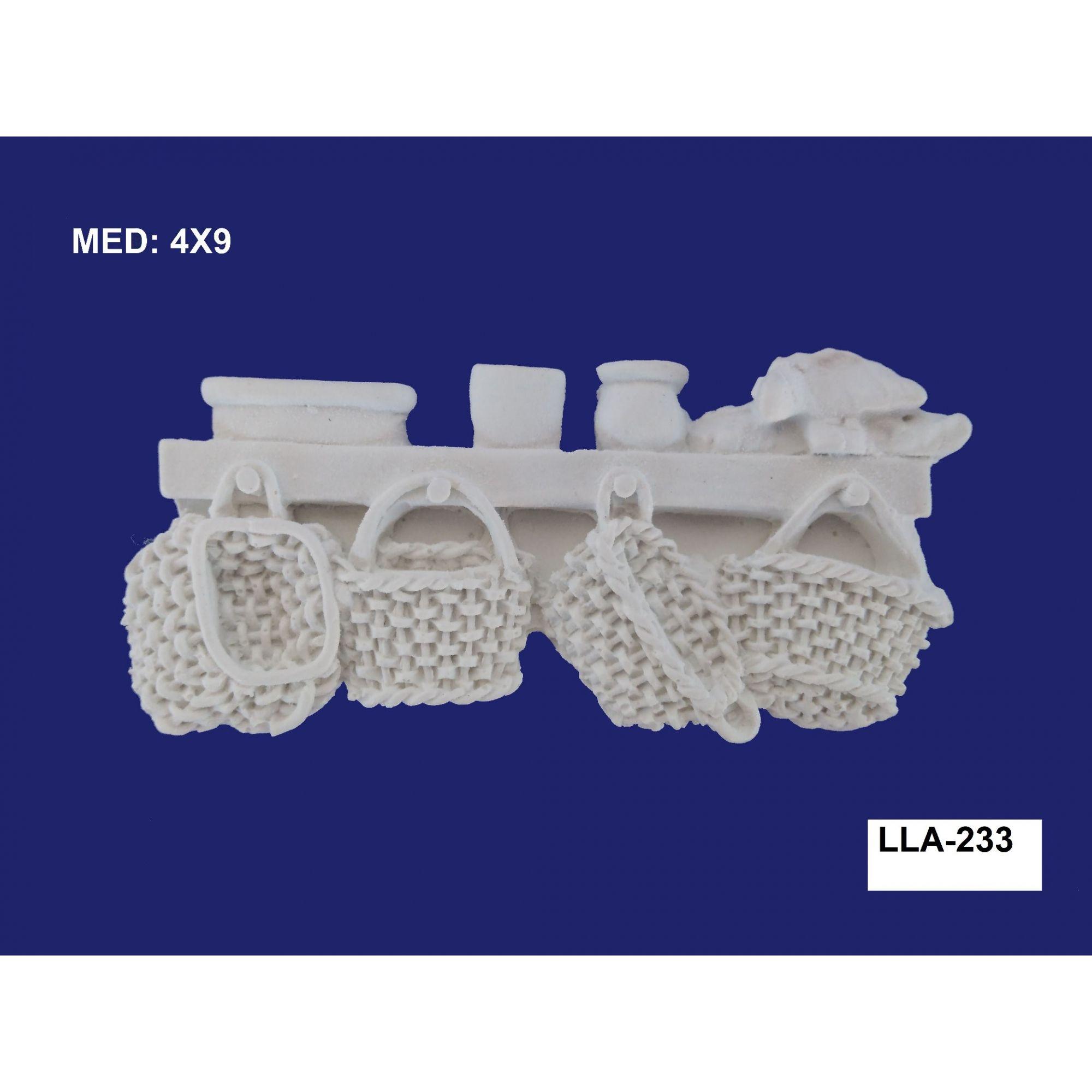 LLA-233 APLIQUE COZINHA 04X09CM