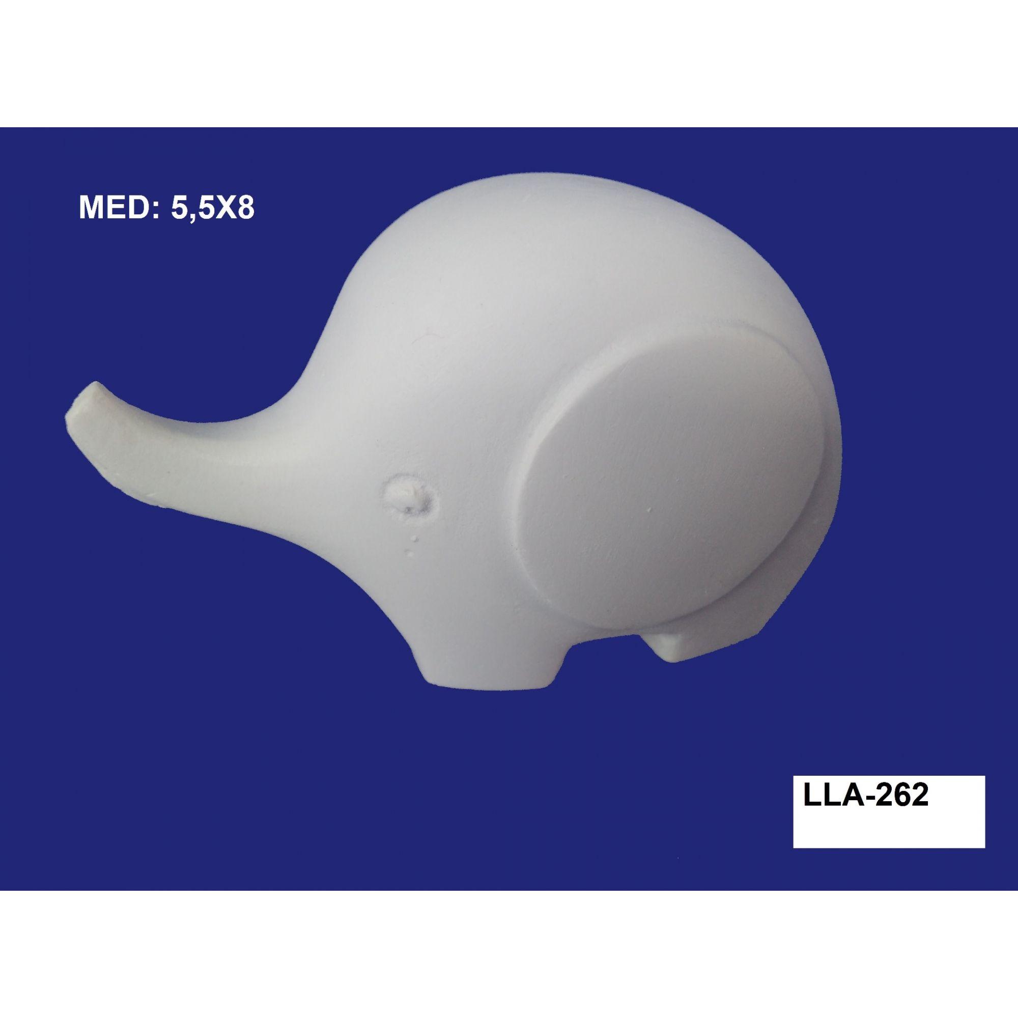 LLA-262 ELEFANTE 3D 5,5X08CM