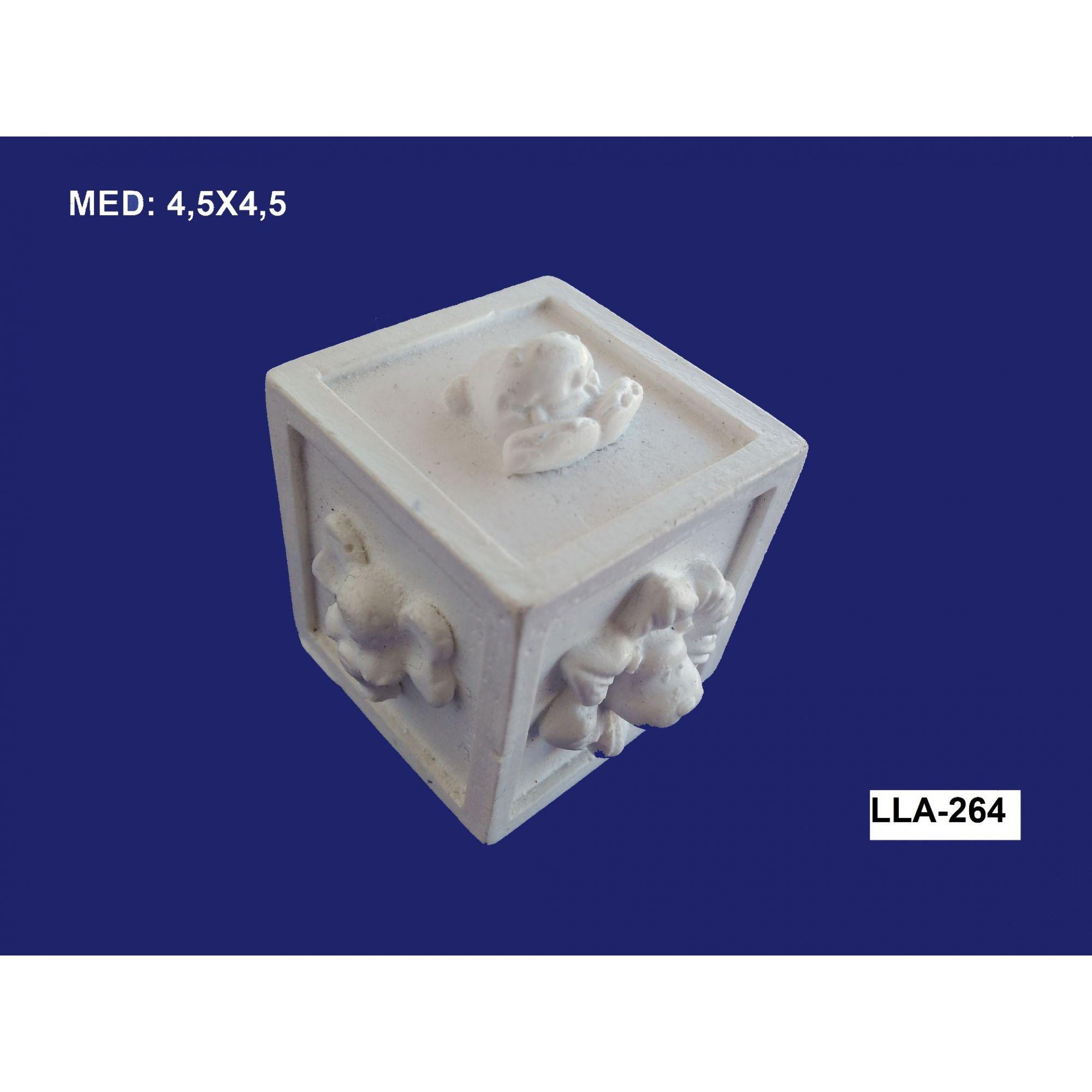 LLA-264 CUBO SAFARI 3D 4,5 X 4,5CM