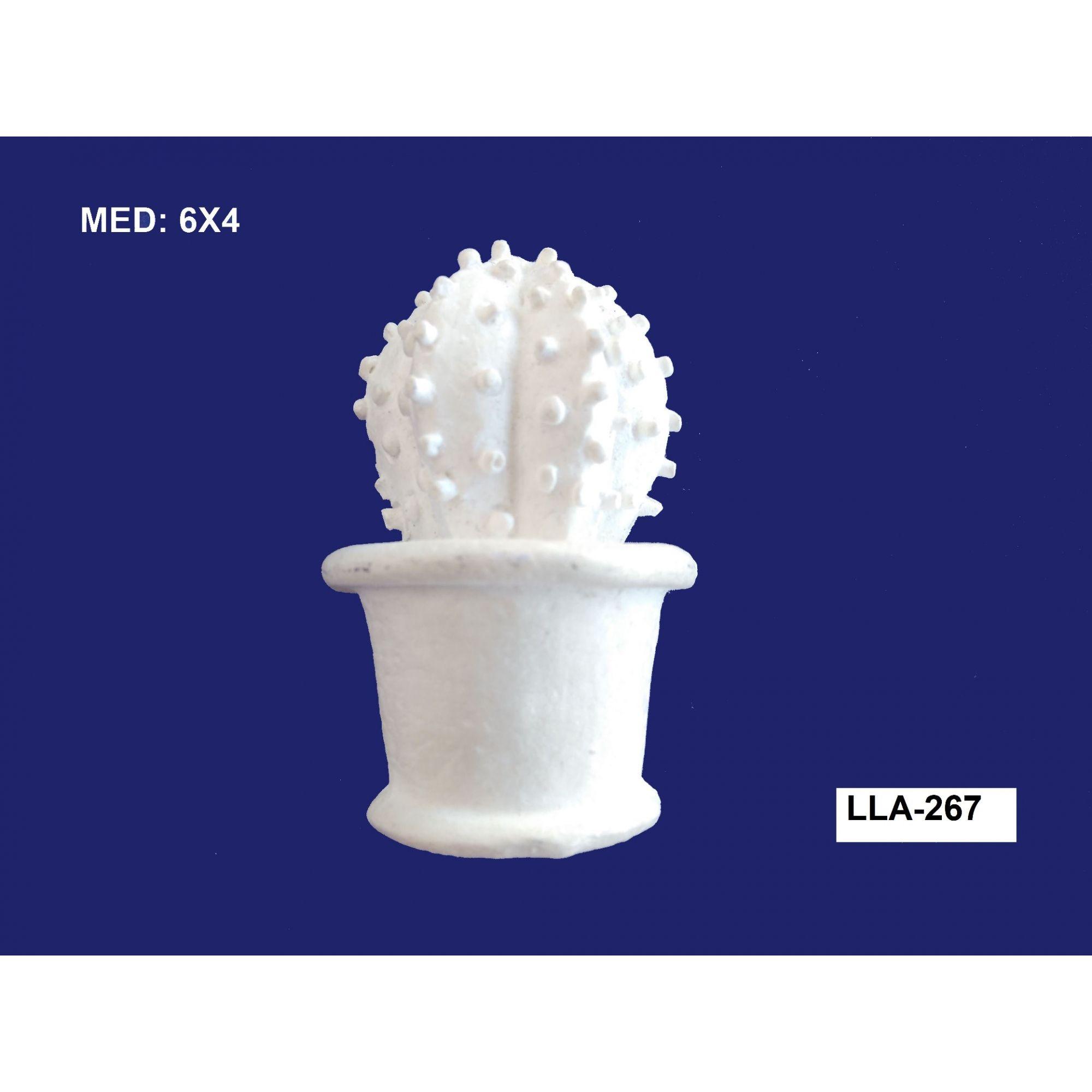 LLA-267 APLIQUE CACTO 06X04CM