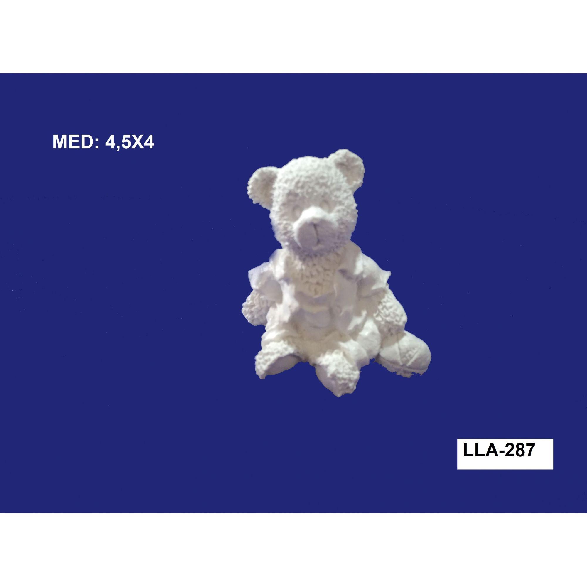 LLA-287 URSO PEQUENO 3D 4,5X04CM