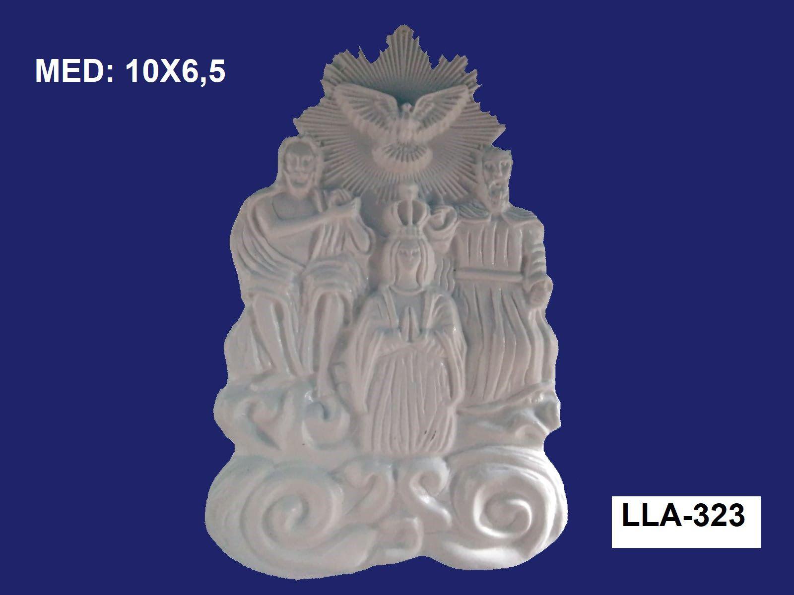 LLA-323 APLIQUE PAI ETERNO 10X6,5CM