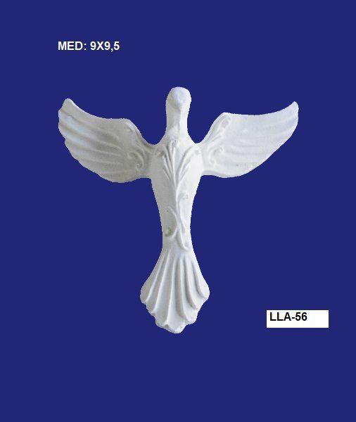 LLA-56 APLIQUE DIVINO 09X9,5CM