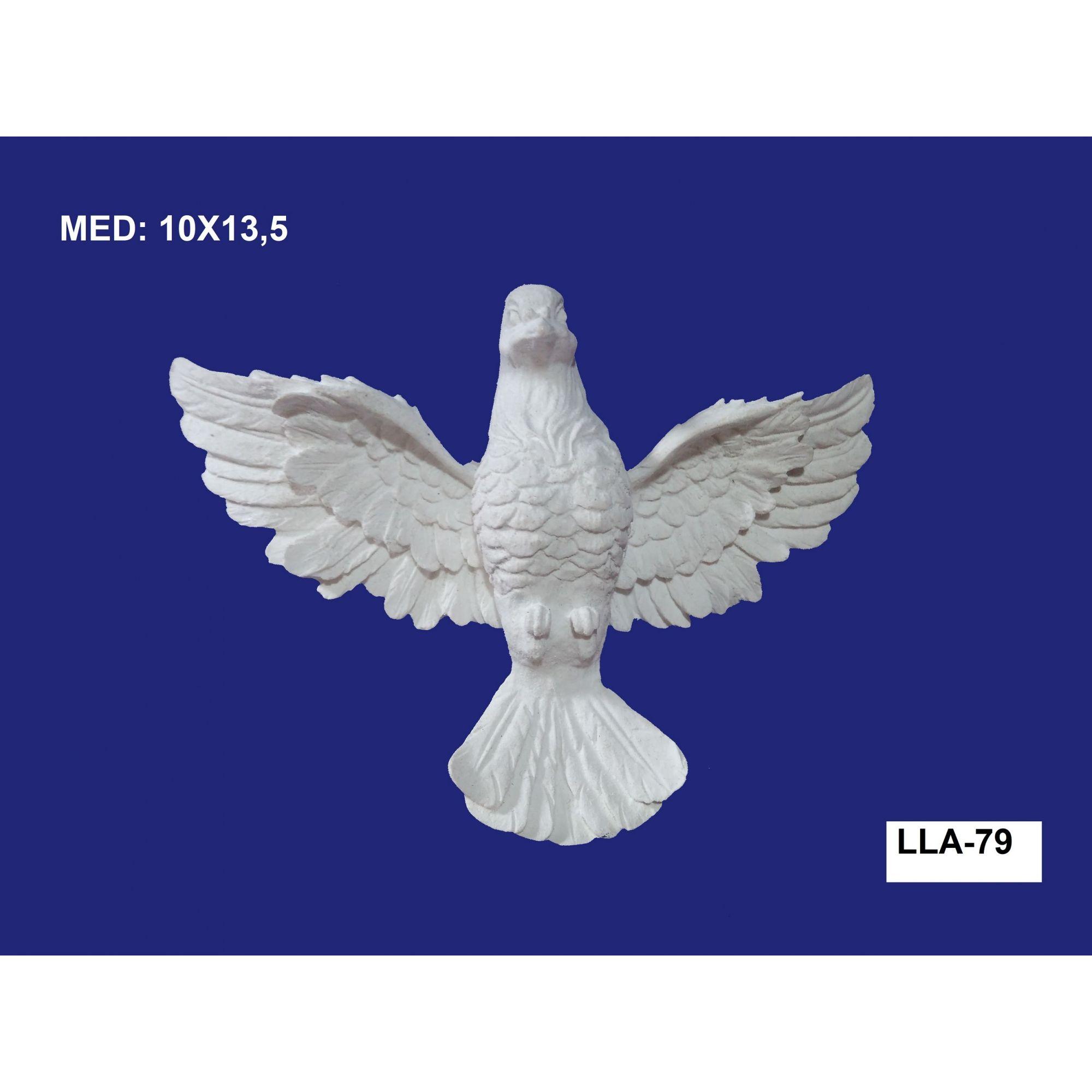 LLA-79 APLIQUE DIVINO 10X13,5CM