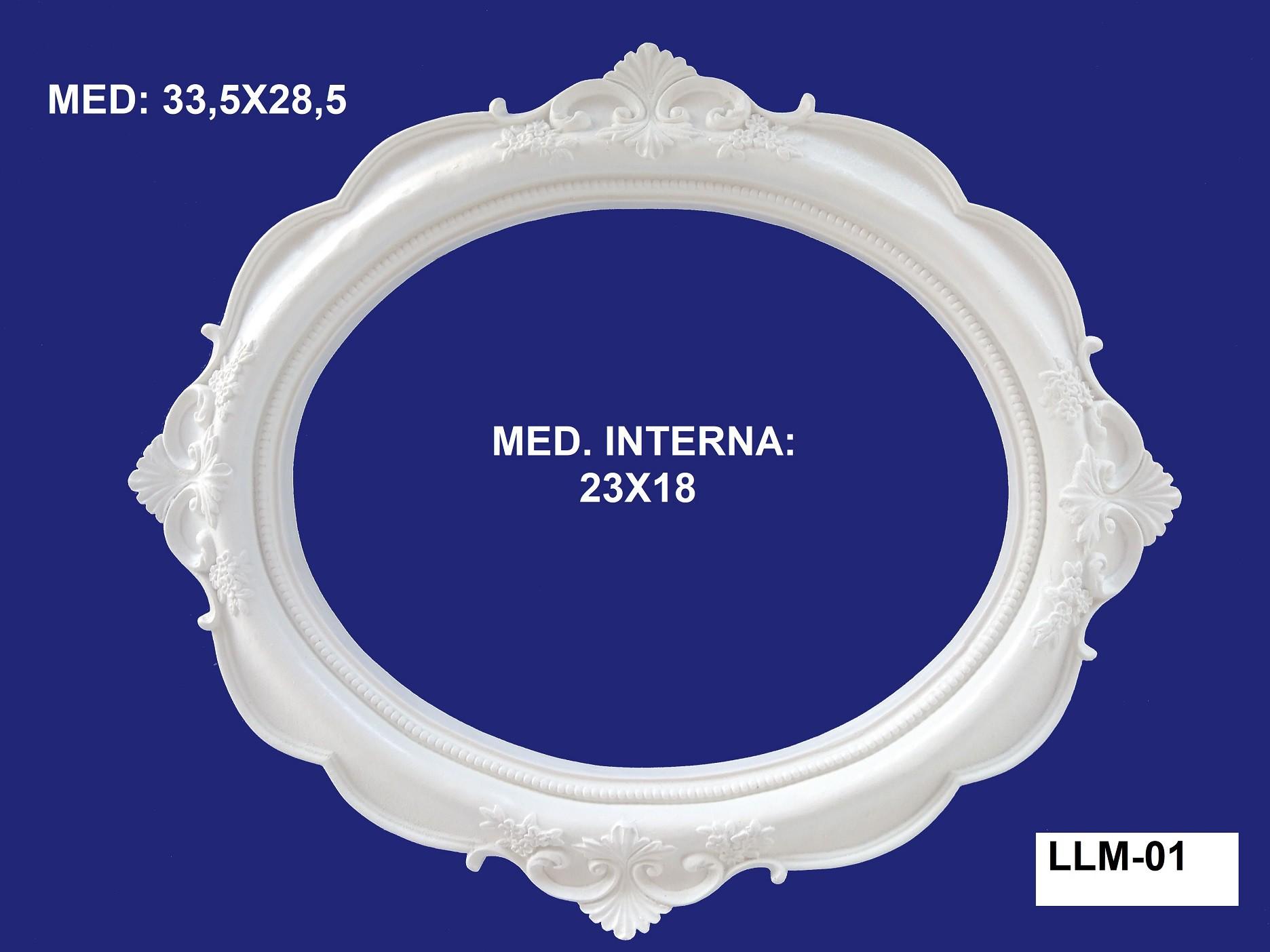 LLM-01 MOLDURA 33,5X28,5 INT:23X18CM