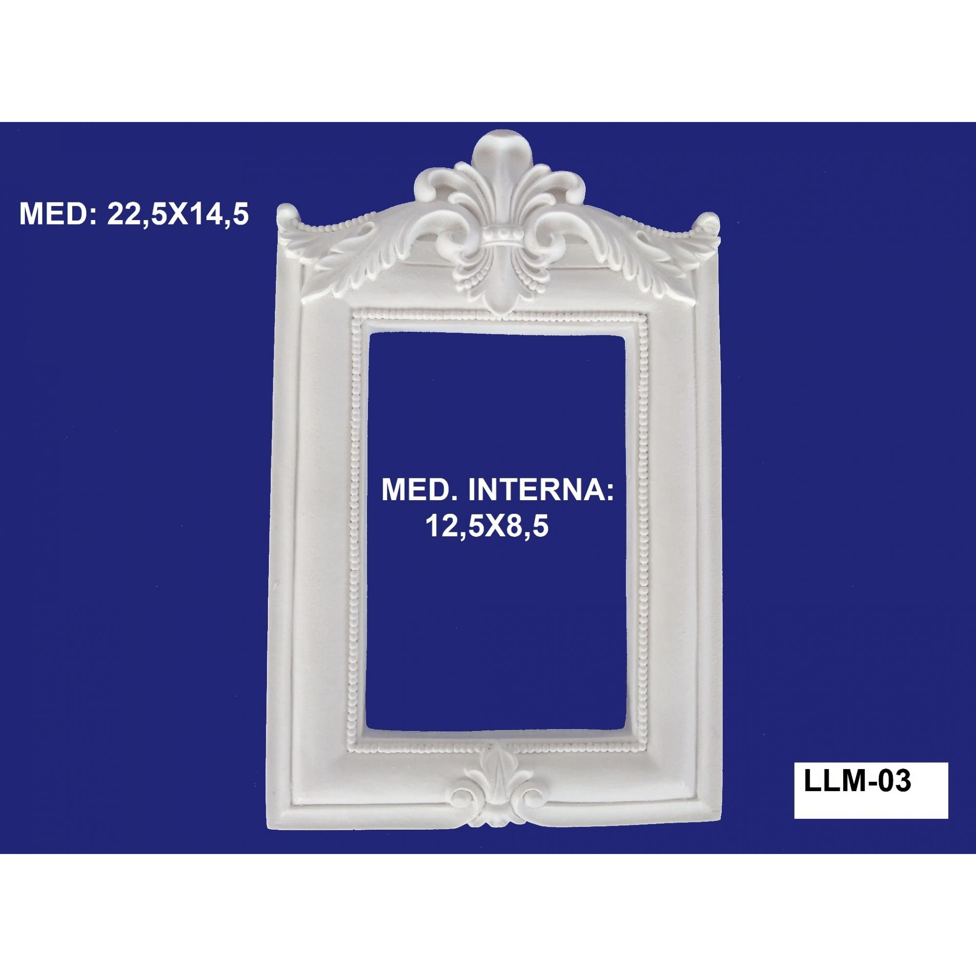 LLM-03 MOLDURA 22,5X14,5CM