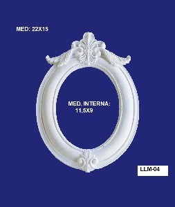 LLM-04 MOLDURA 22X15 INT:11,5 X 09CM