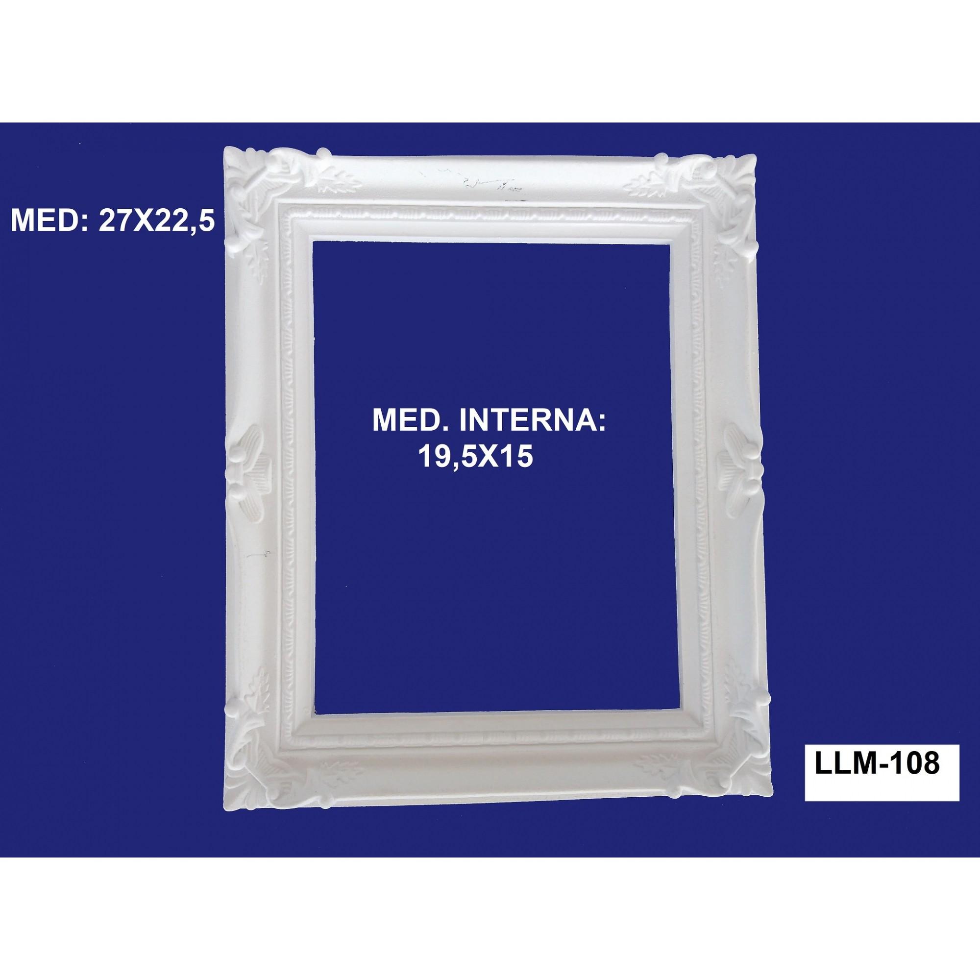 LLM-108 MOLDURA 27X22,5 INT: 19,5X15CM