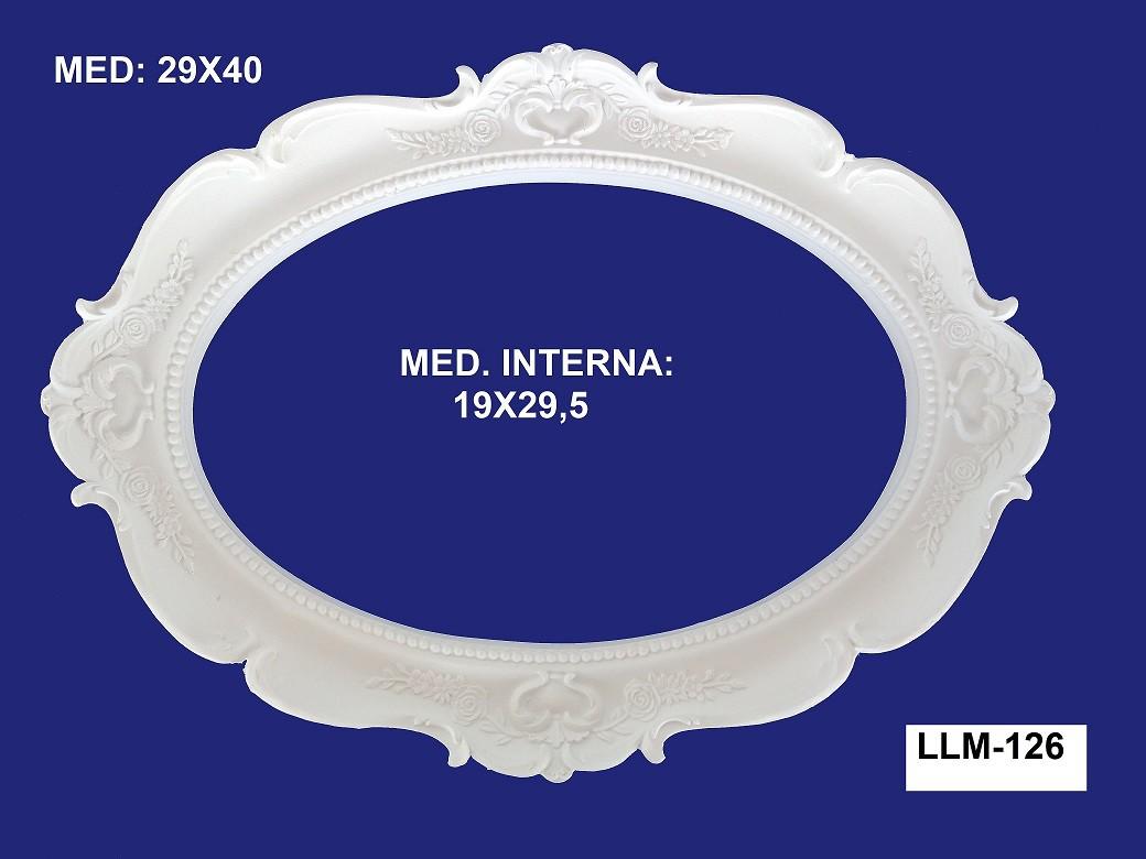 LLM-126 MOLDURA 29X40 INT: 19X29,5CM