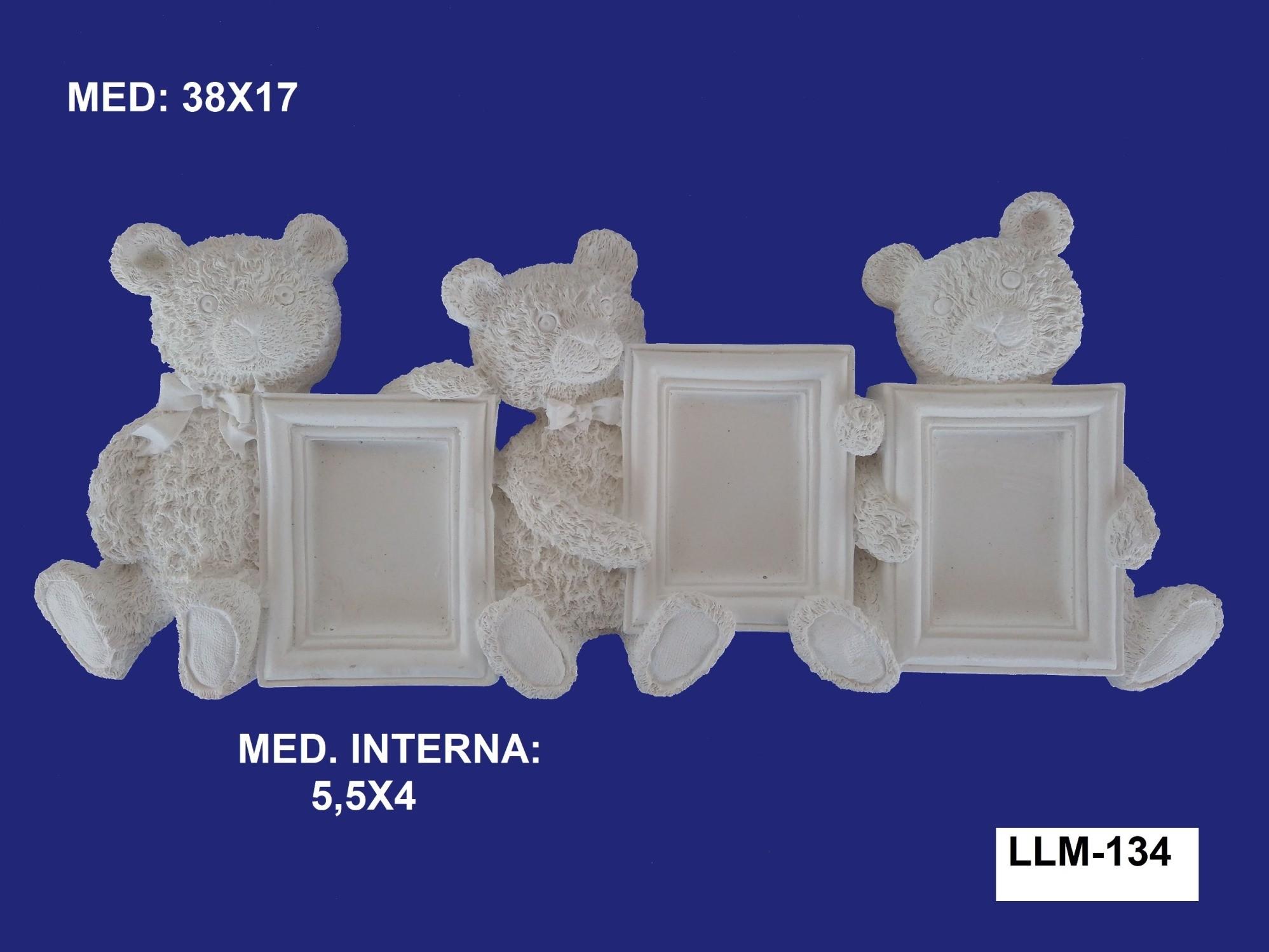 LLM-134 MOLDURA 38 X 17 INT: 5,5 X 4CM