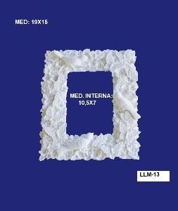 LLM-13 MOLDURA 19 X 15 INT:10,5 X 07CM