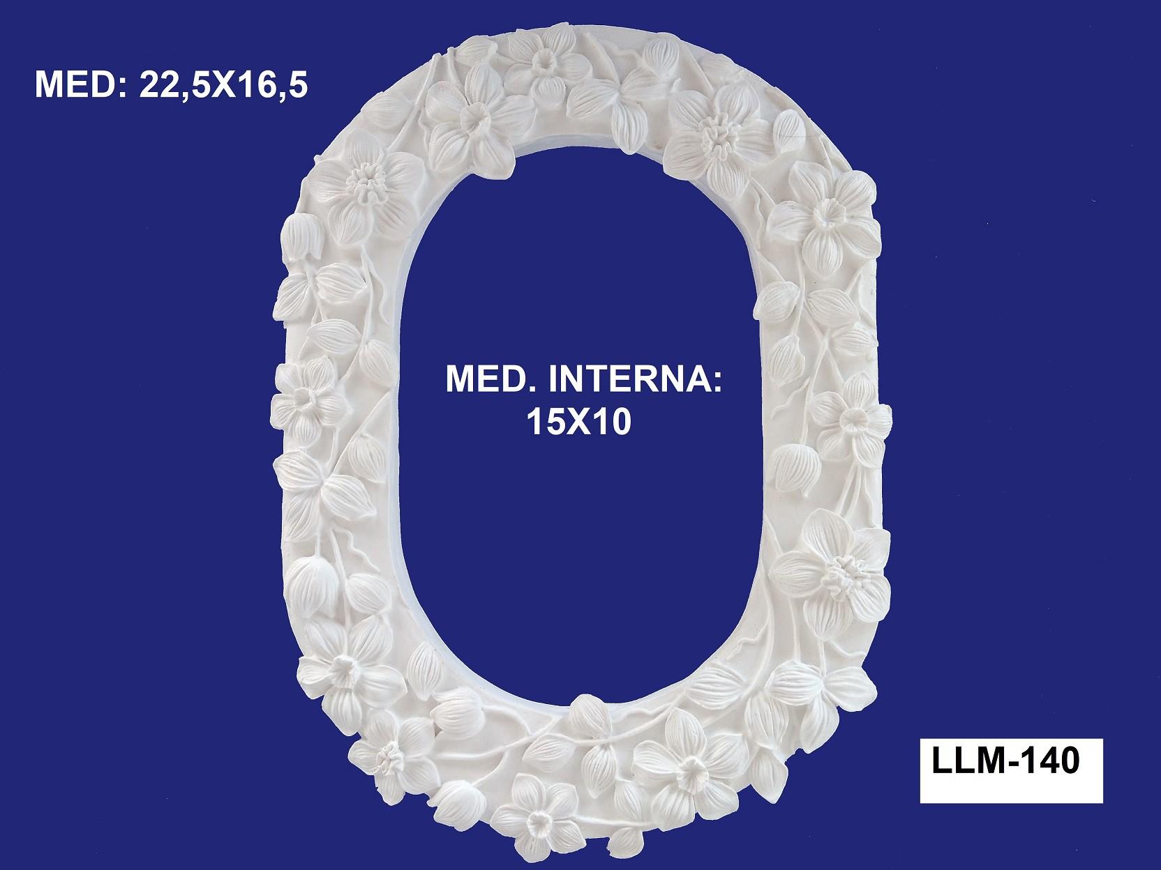LLM-140 MOLDURA 22,5X16,5 INT: 15X10CM