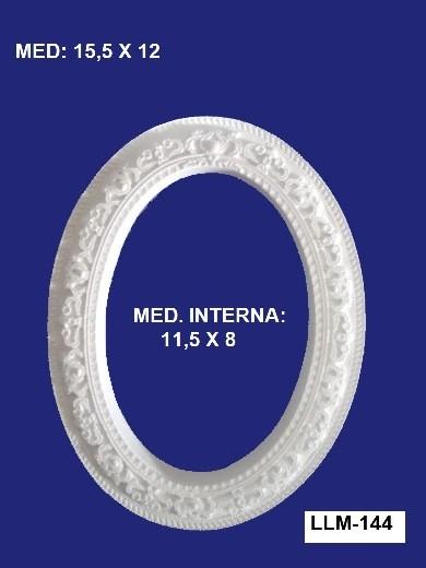 LLM-144 MOLDURA 15,5 X 12 INT:11,5 X 8CM