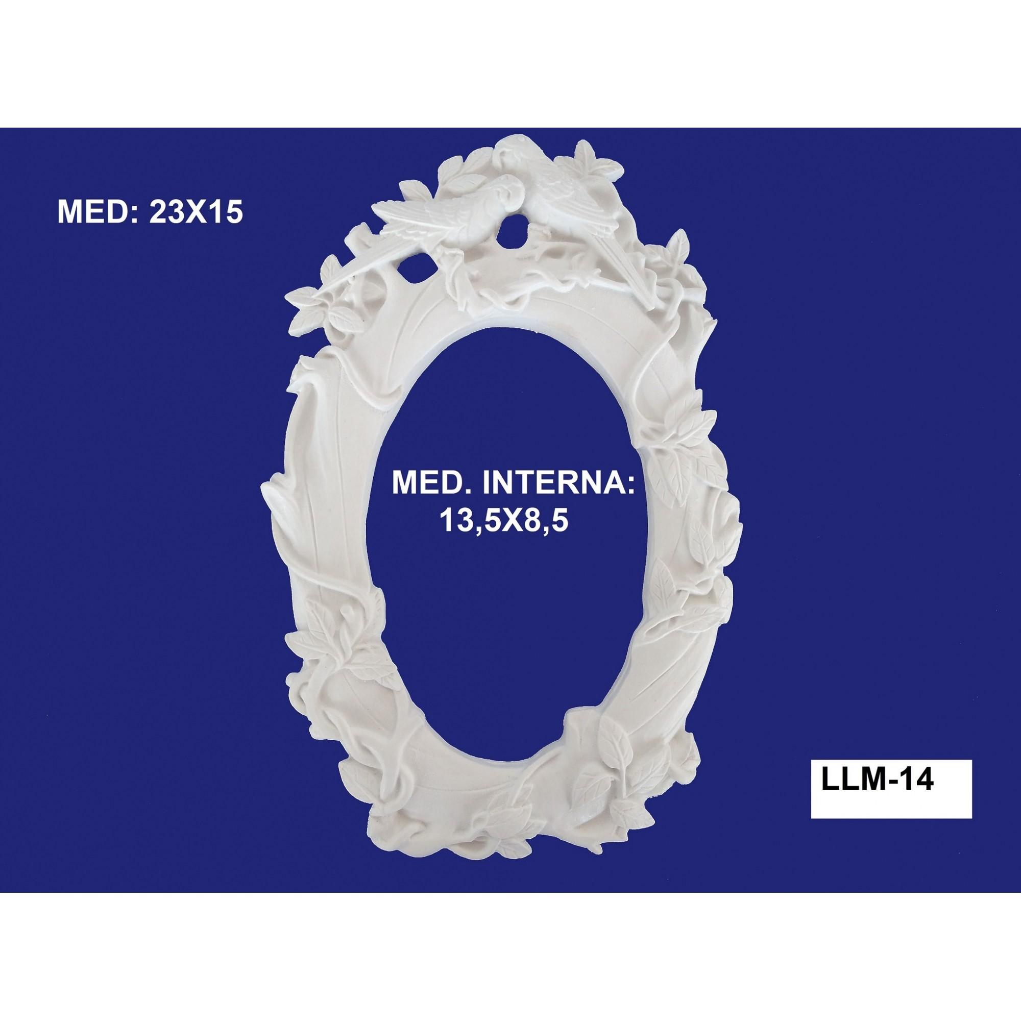 LLM-14 23X15 INT: 13,5X8,5CM