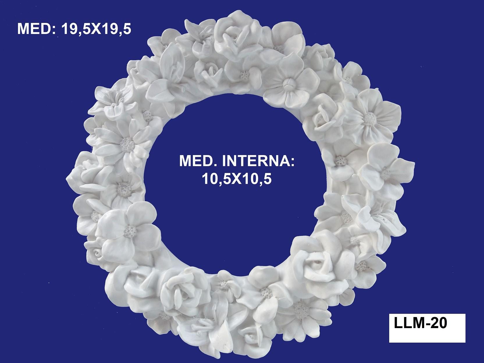 LLM-20 19,5X19,5 INT: 10,5X10,5CM