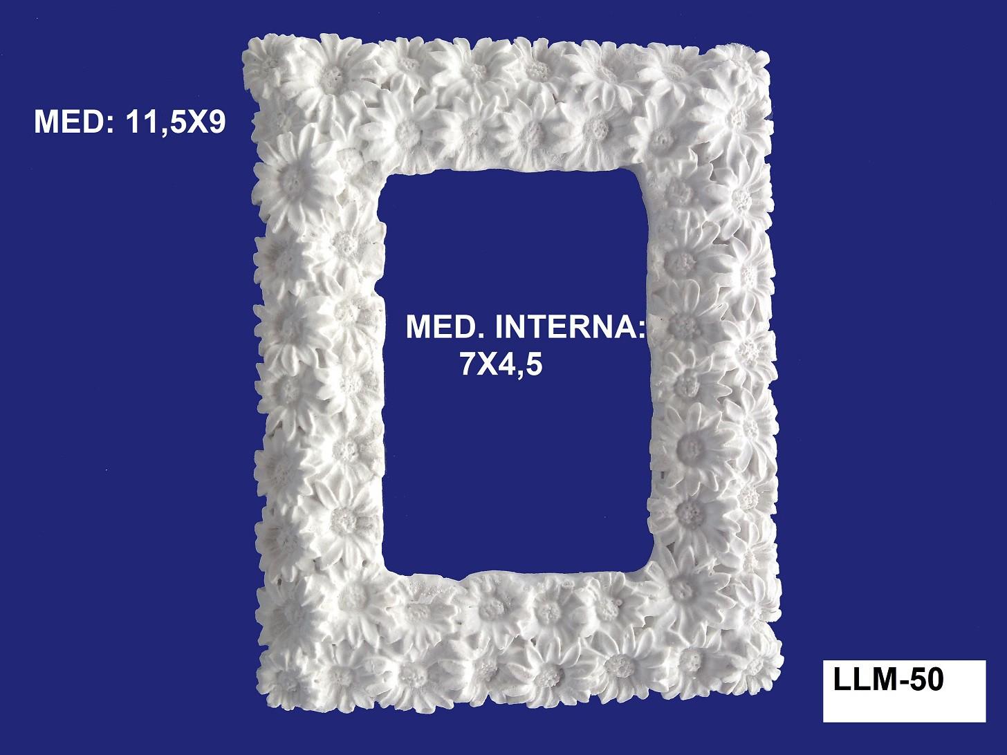 LLM-50 MOLDURA 11,5X09 INT: 07X4,5CM