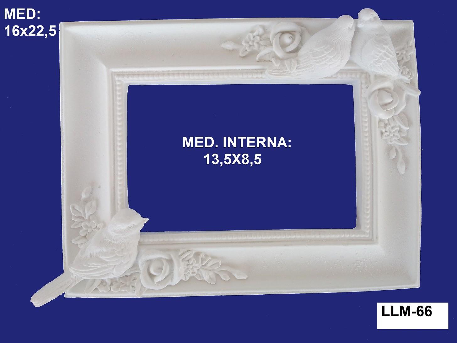LLM-66 MOLDURA 16X22,5 INT: 8,5X13,5CM
