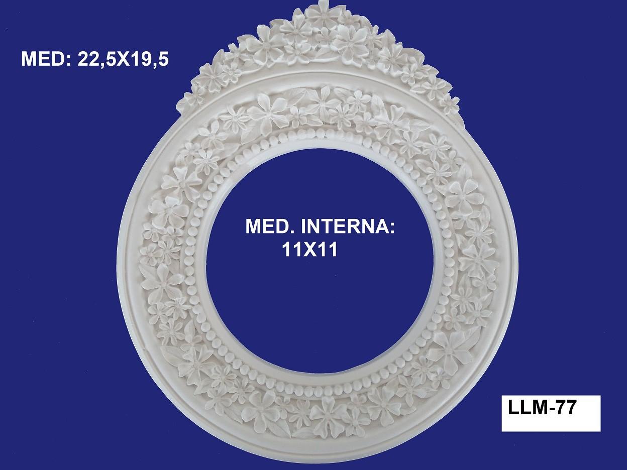 LLM-77 MOLDURA 22,5X19,5 INT: 11X11CM