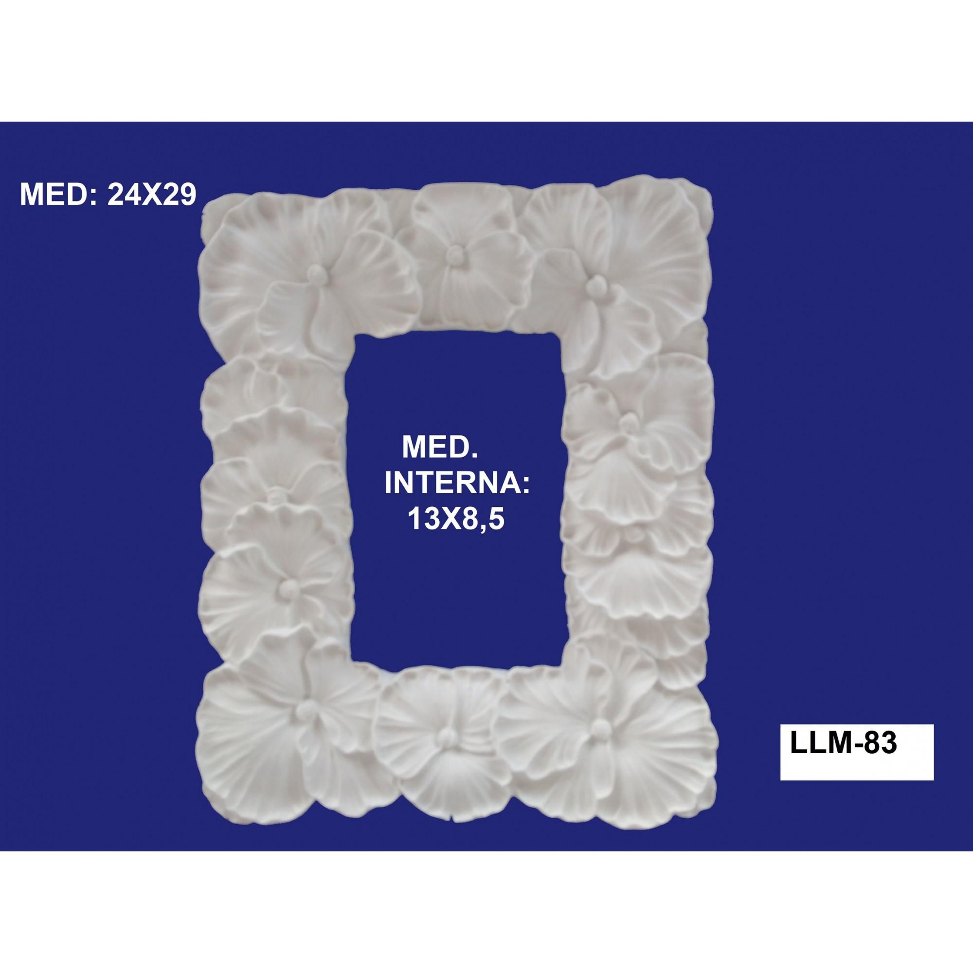 LLM-83 MOLDURA 24X19 INT: 13X8,5CM