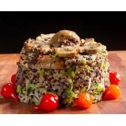 Quinoa Champignon