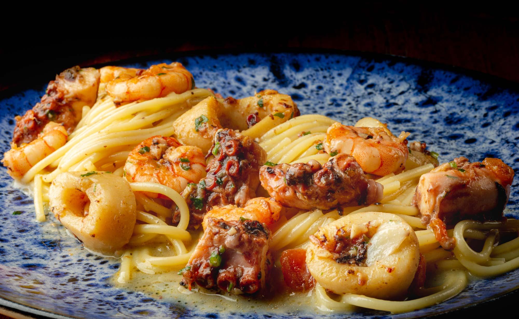 Spaghetti Al Mare