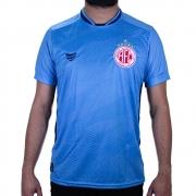Camisa América de Natal Goleiro Azul Celeste 2021 Super Bolla Masculina