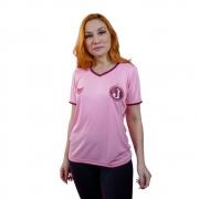 Camisa Juventus Outubro Rosa 2021 Feminina