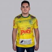 Camisa Mirassol Pré-Jogo 2021 Super Bolla Masculina