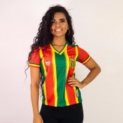 Camisa Oficial Sampaio Corrêa Jogo I 2021 Feminina