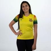 Camisa Oficial Sampaio Corrêa Pré-Jogo 2021 Feminina