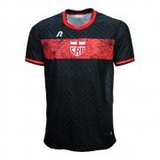 Camisa Regatas CRB Goleiro Preta 2021 Masculina