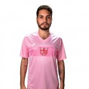 PRÉ-VENDA Camisa CRB Outubro Rosa 2021 Masculina
