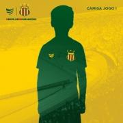 Pré-Venda Camisa Oficial Sampaio Corrêa Jogo I 2021 Juvenil