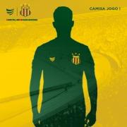Pré-Venda Camisa Oficial Sampaio Corrêa Jogo I 2021 Masculina