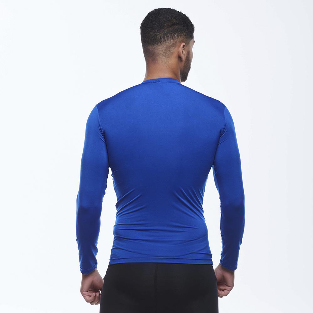 Camisa de Compressão Manga Longa Masculina