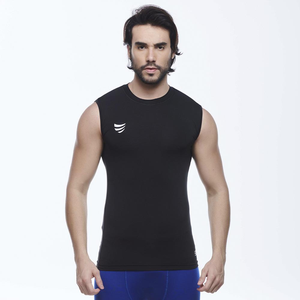 Camisa de Compressão Regata Machão Masculina