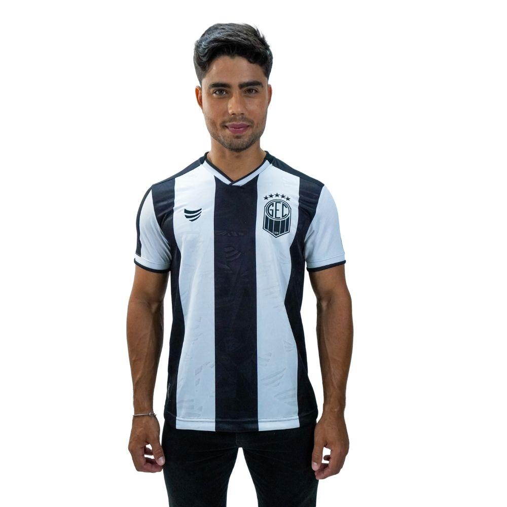 Camisa Goiânia Jogo I Super Bolla 2021 Masculina